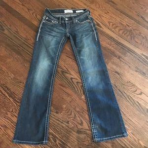 Buckle daytrip jeans 24R